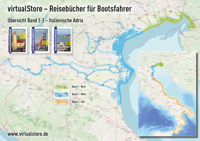 Virtualstore Gmbh Reisebucher Fur Bootsfahrer